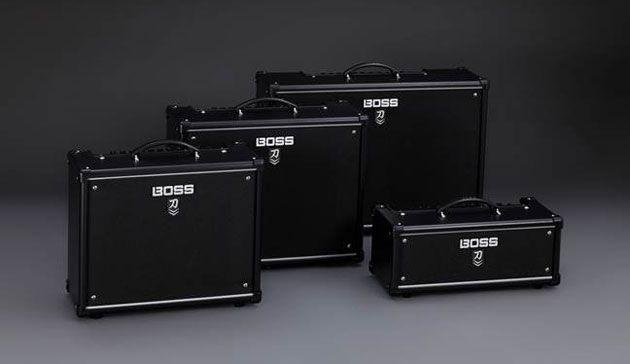 Boss Introduces the Katana MkII Amplifier Lineup