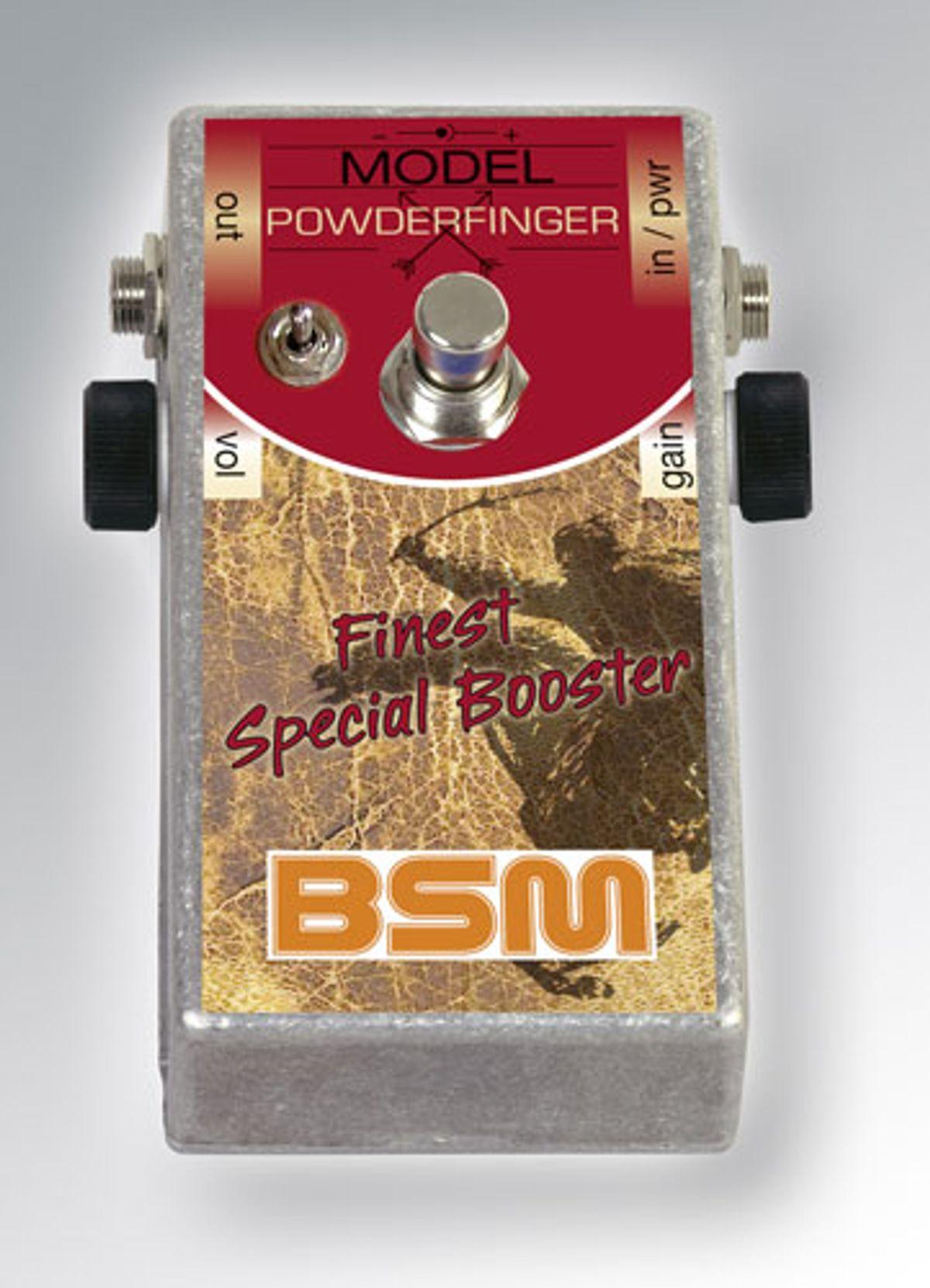BSM Introduces the Powderfinger