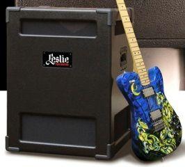 Hammond Now Shipping New Leslie G37 & G27 for Guitars