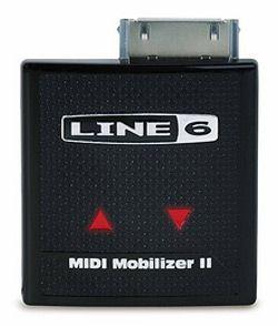 Line 6 Introduces MIDI Mobilizer II Portable MIDI Interface