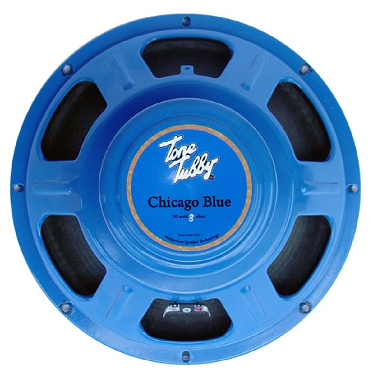 Tone Tubby Introduces the Chicago Blue Speaker