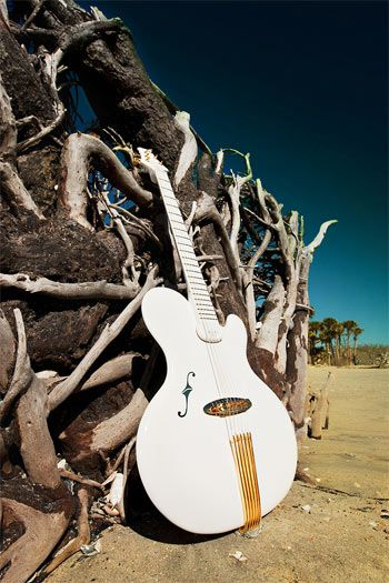 Jens Ritter to Unveil Jazz Guitar, New Bass Models