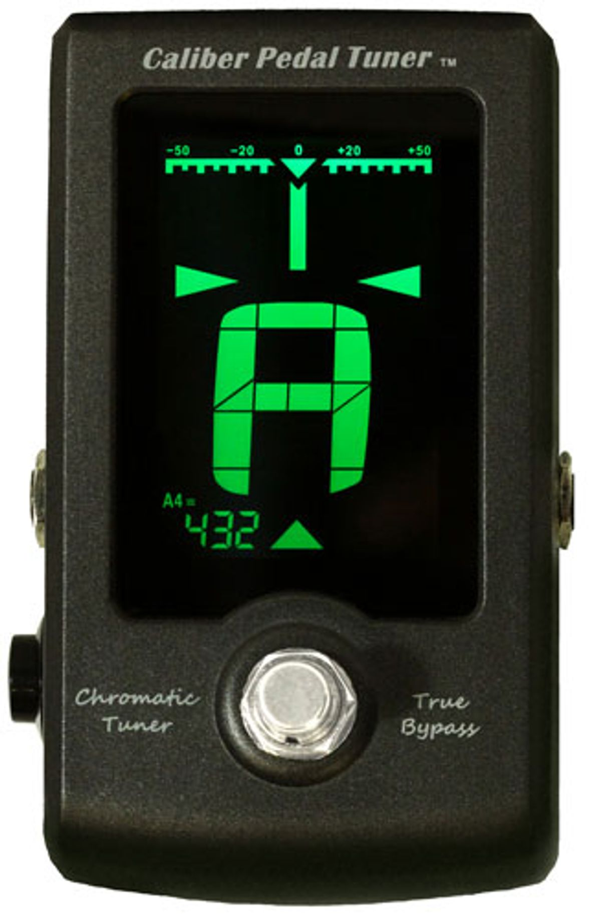 GoGo Tuners Releases New Caliber Pedal Tuner