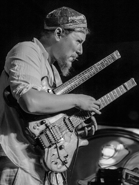 Tao Guitar: Gabriel Marin