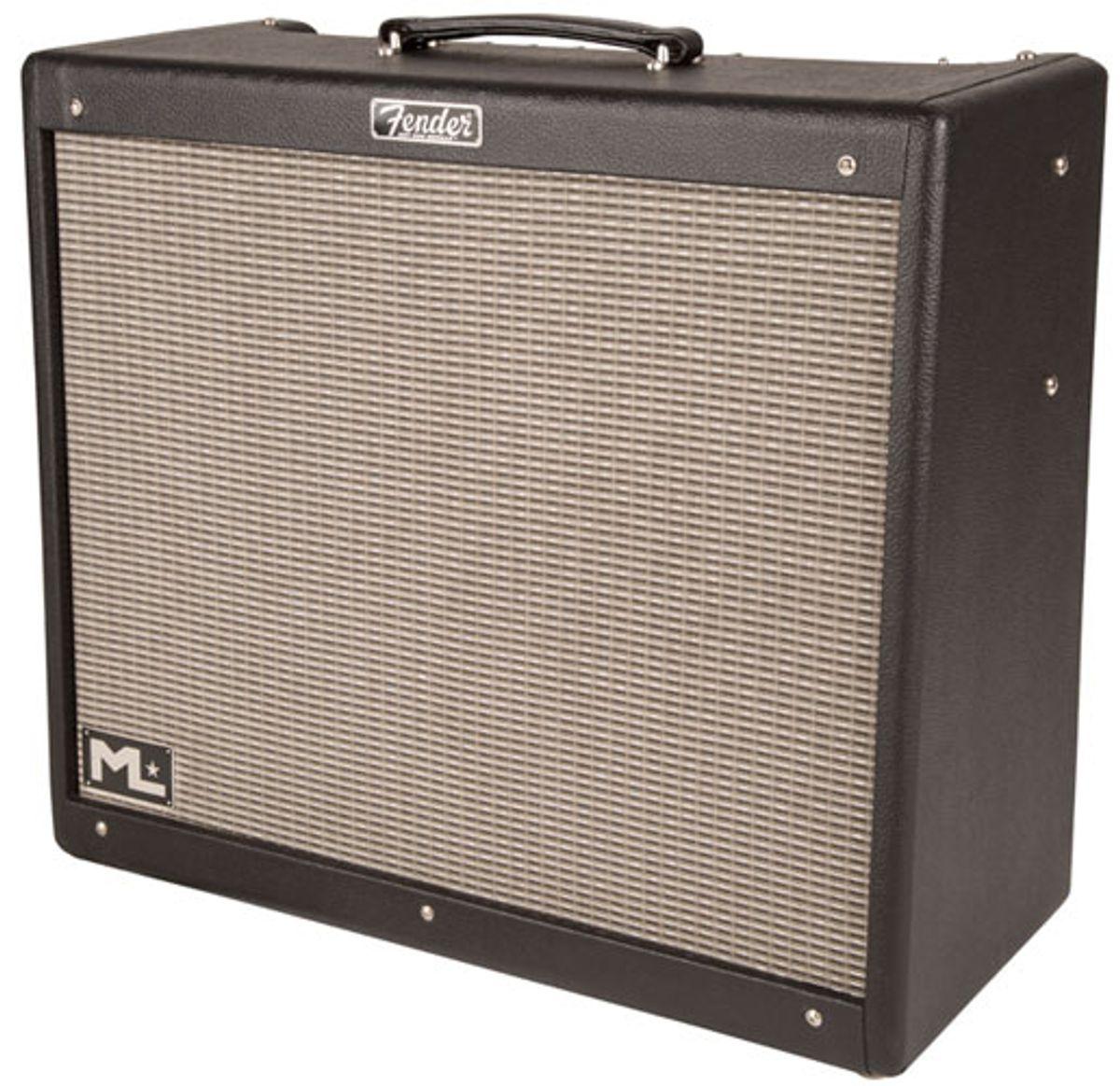 Fender Announces Michael Landau Signature Amplifier