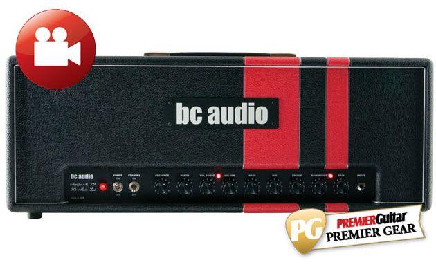 BC Audio No. 10 Mk. II Amplifier Review