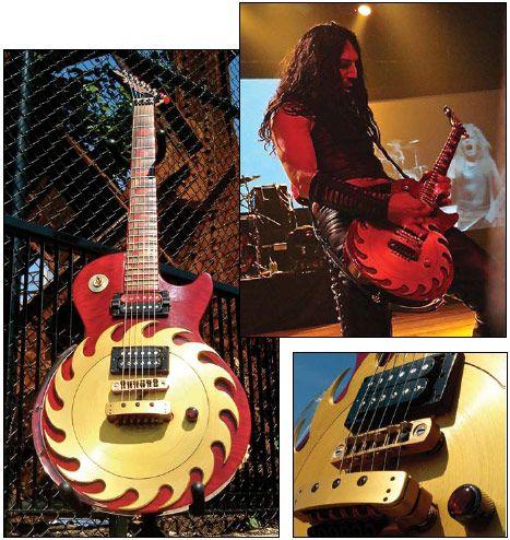 "Late-'70s ""Blade II"" Les Paul Copy"