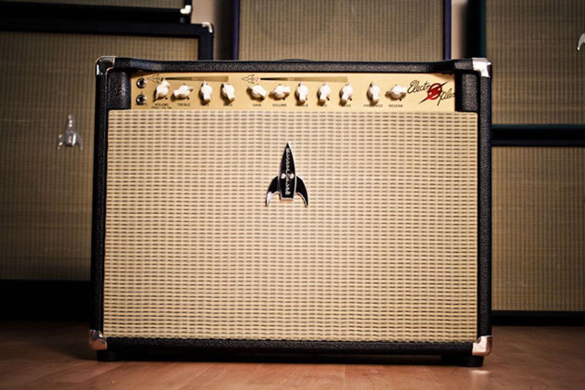 Electroplex Amplifiers Announces TR Series