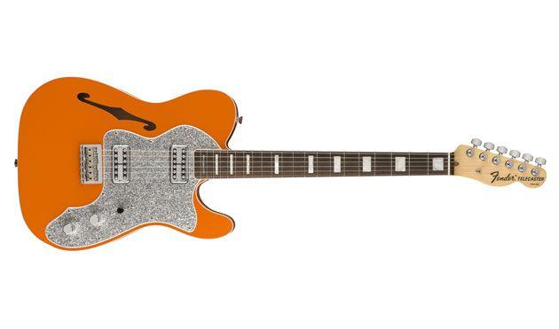 Fender Debuts the Tele Thinline Super Deluxe