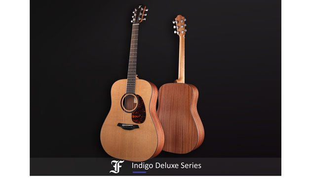 Furch Expands Indigo Series Guitars