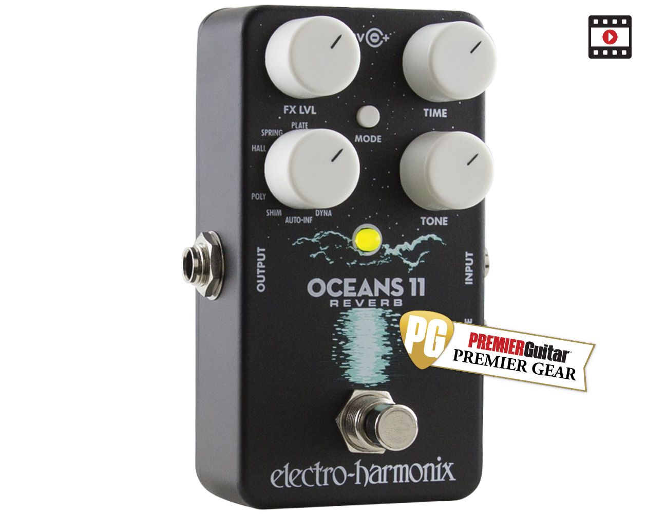 Electro-Harmonix Oceans 11 Review