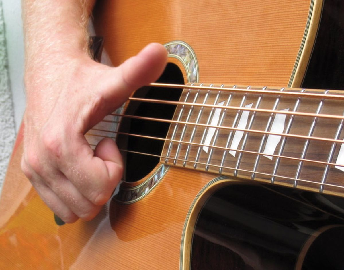 Bass Bench: The Inherent Limitations of Acoustic Bass Guitar