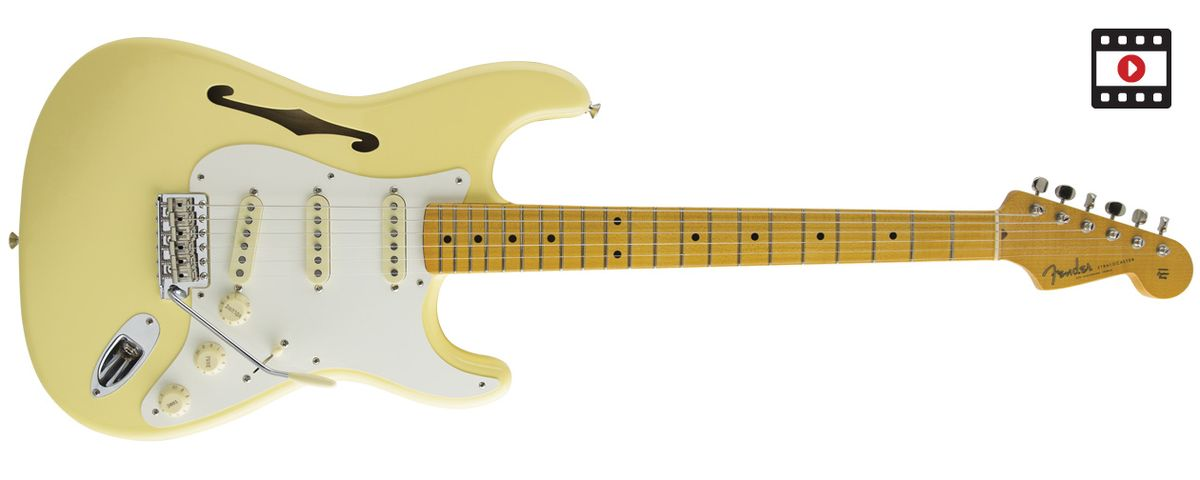 Fender Eric Johnson Signature Stratocaster Thinline Review