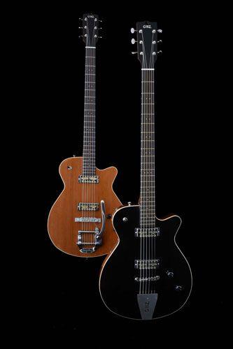 Grez Guitars Debuts the Mendocino Baritone