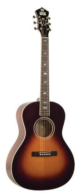 Recording King Introduces Classic Small-Body Acoustic
