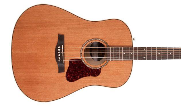 Seagull Guitars Introduces the Coastline Momentum