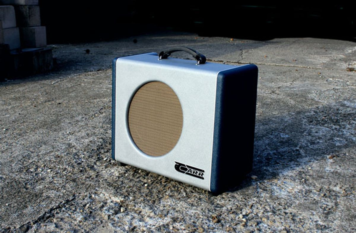 Carr Amplifiers Introduces the Mercury V