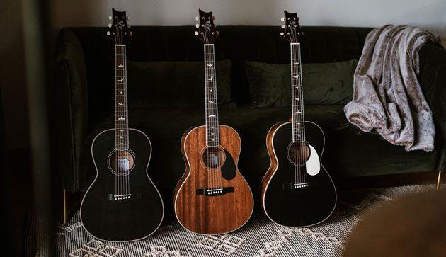 PRS Guitars Introduces the SE Parlor Acoustics