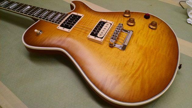 Knaggs Guitars Releases the Doug Rappoport Signature Kenai