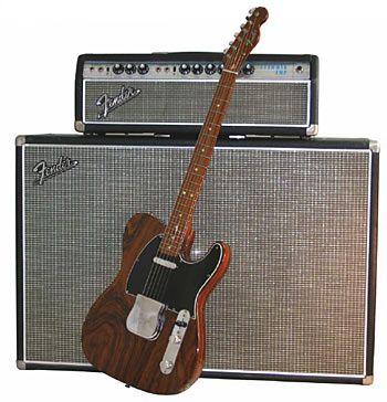 1971 Fender Rosewood Telecaster #346098