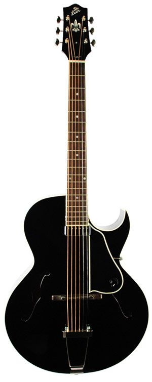 The Loar Releases LH-650-BK and Solid-Top LH-300 and LH-350 Archtops
