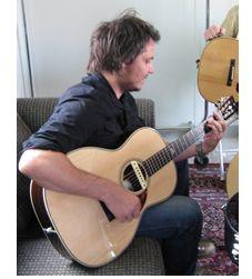 Breedlove's Jeff Tweedy Guitar