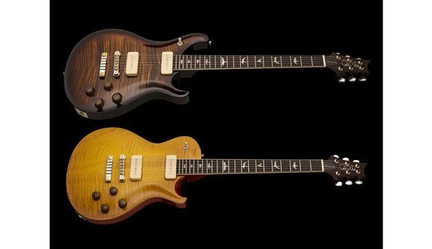 PRS Guitars Introduces McCarty 594 Soapbar Limiteds