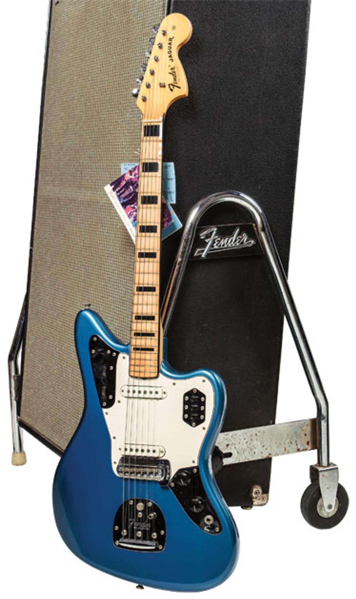 Vintage Vault: 1972 Fender Jaguar