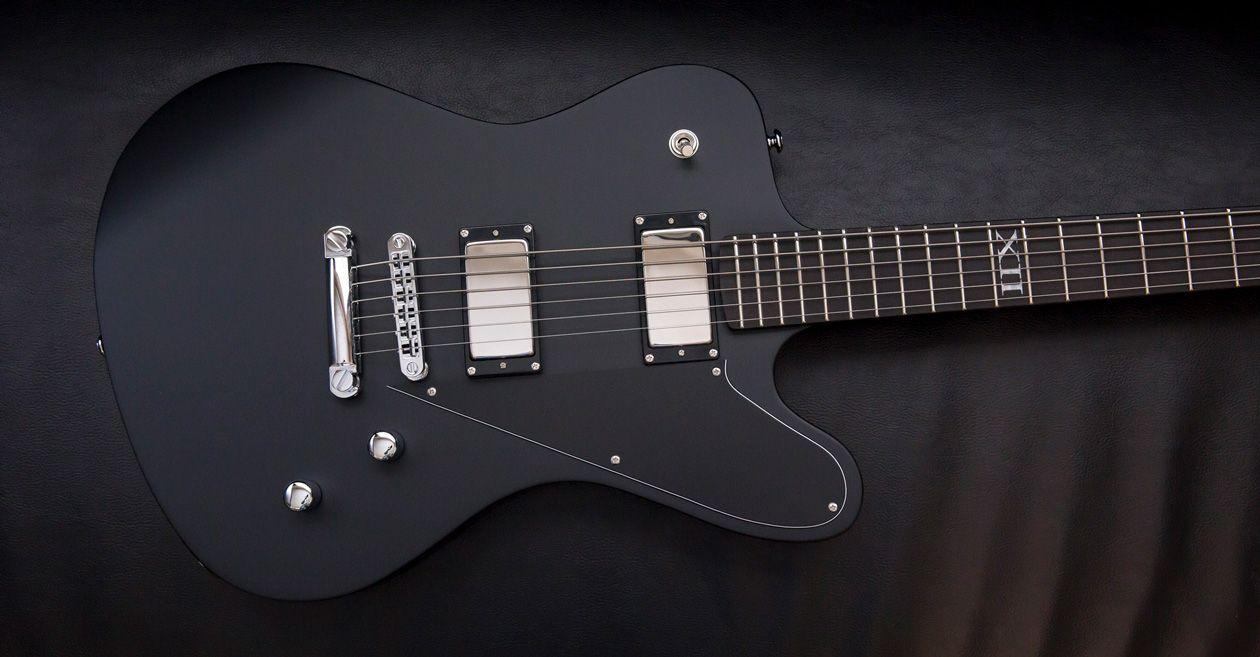 Jericho Guitars Introduces the Raven