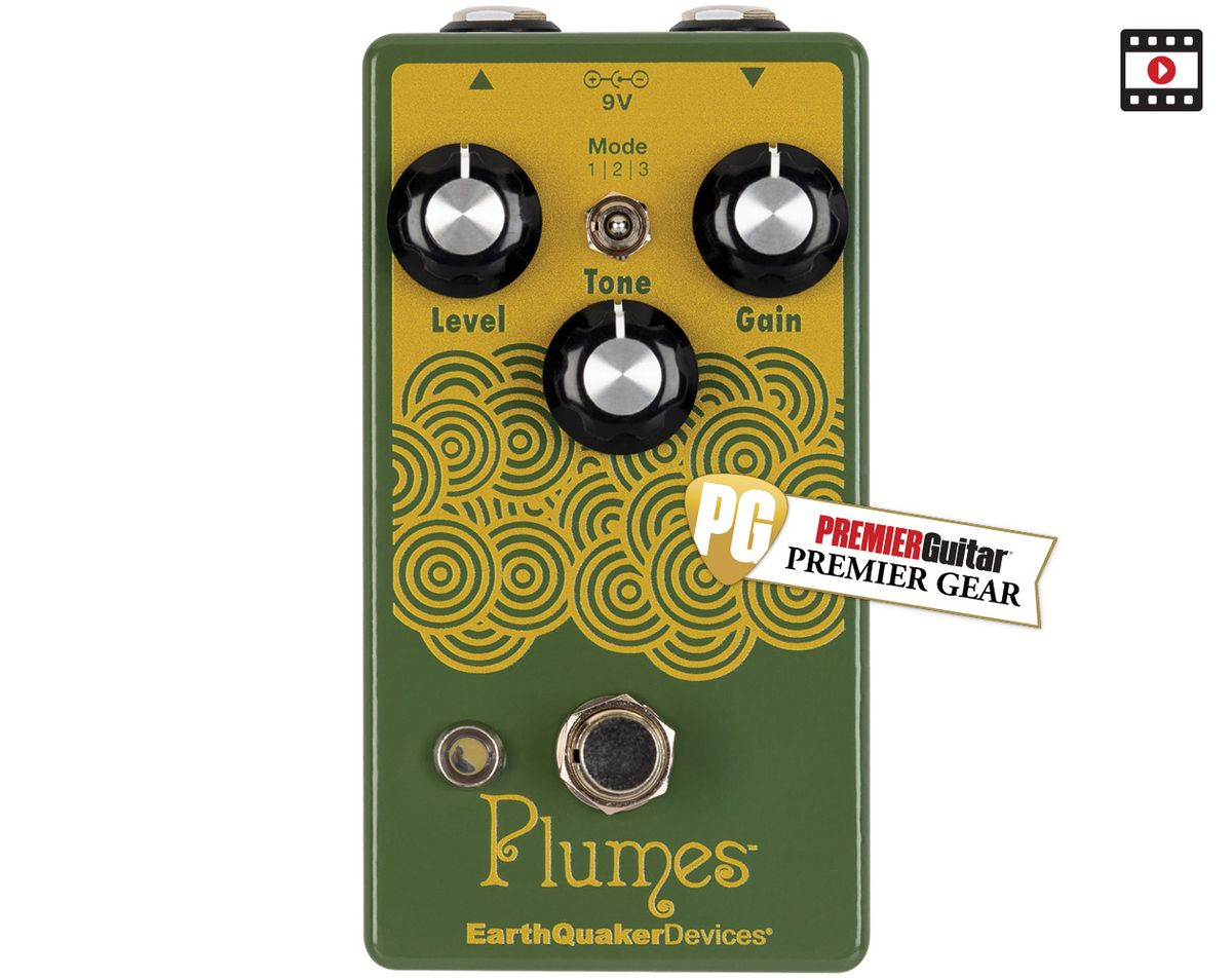 EarthQuaker Devices Plumes Review