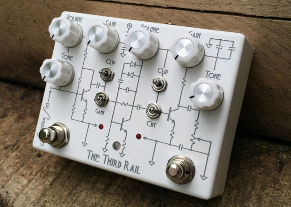 Function f(x) Releases The Third Rail