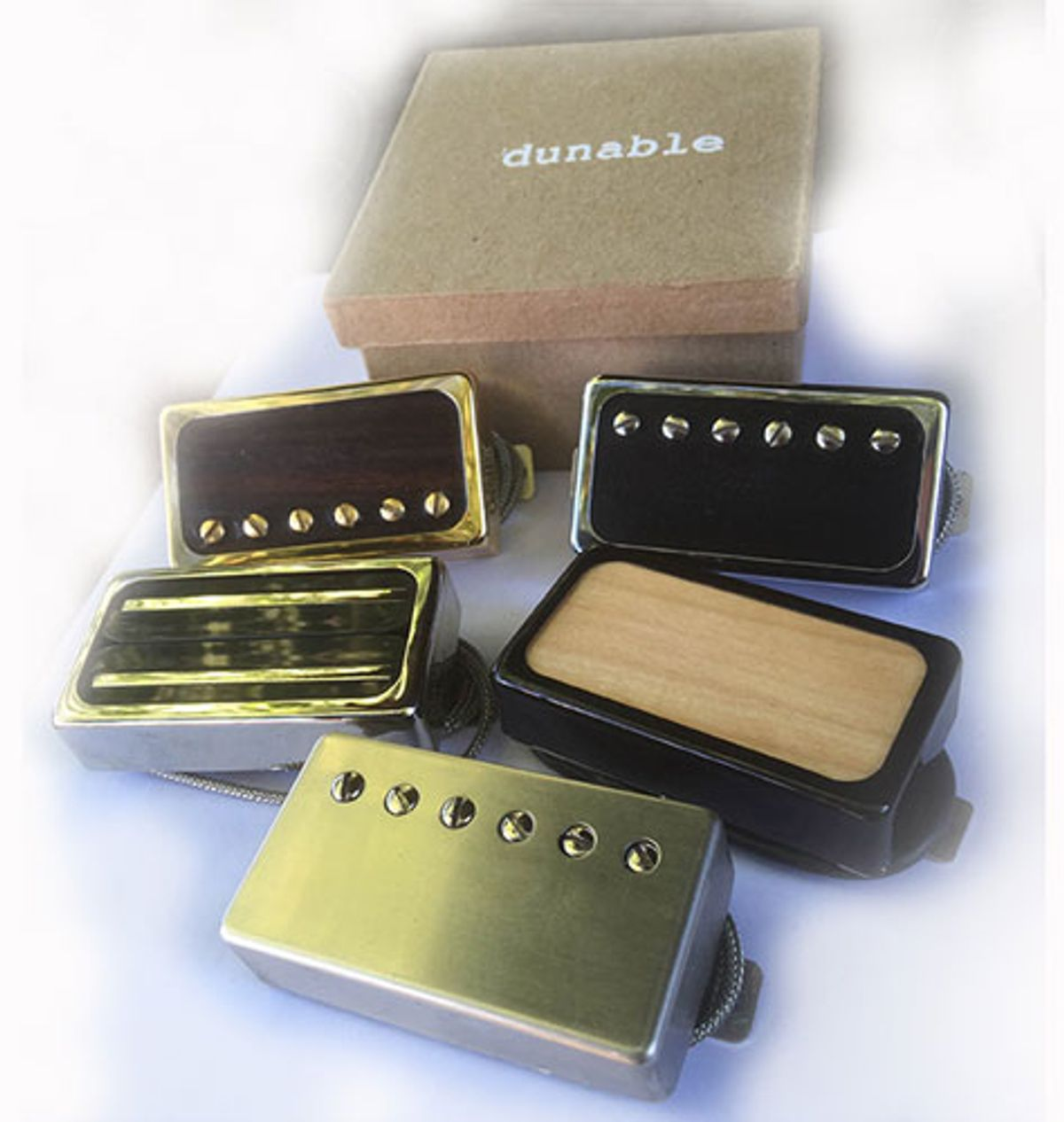 Dunable Guitars Announces Line of Guitar Pickups