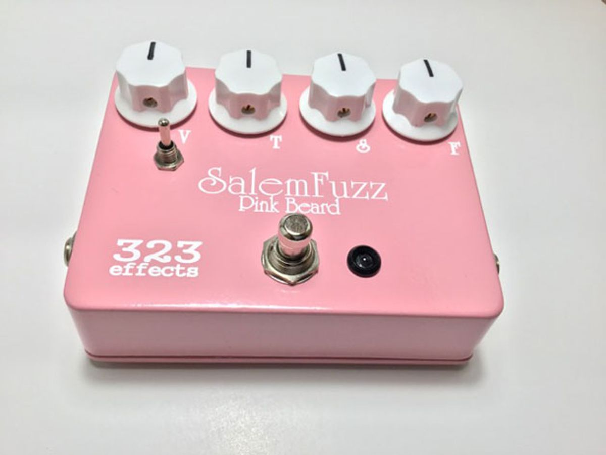 PureSalem Guitars Announces the SalemFuzz Project