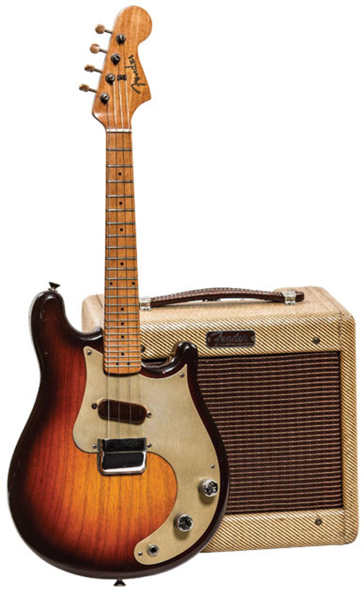 Vintage Vault: 1958 Fender Electric Mandolin