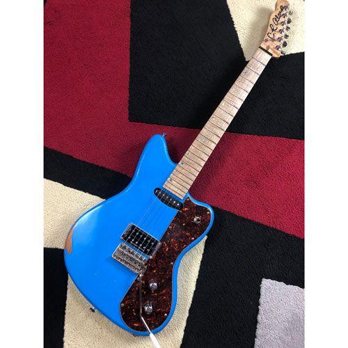 C.R. Alsip Guitars Unveils the Tejas-OS