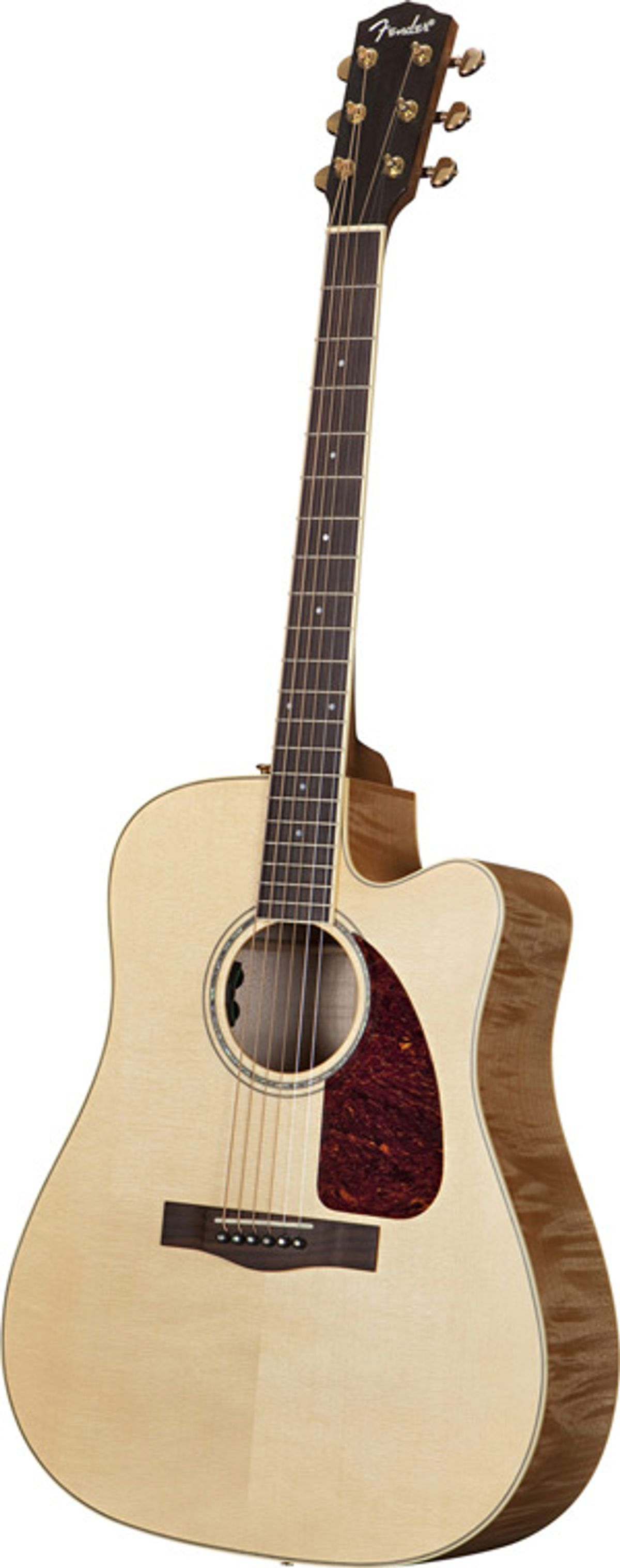 Fender Introduces New Acoustics, Including USA Select 1