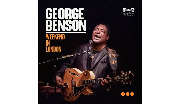 George Benson Announces Weekend in London