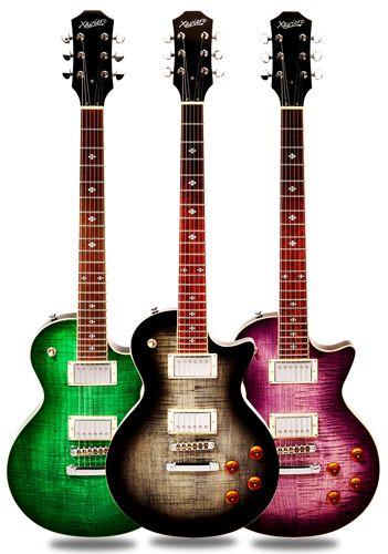 Guitarfetish Unveils the Xaviere Brand PRO500 Series Guitars