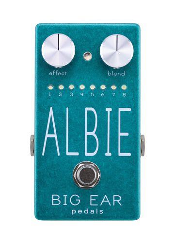 Big Ear Pedals Announces the Albie