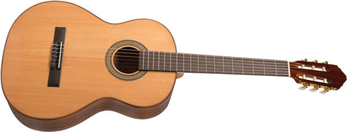 Lucero Guitars Introduces the LC150 Series