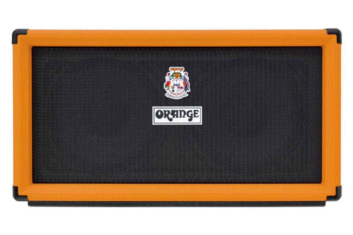 Orange Releases the OBC210 Mini Bass Cab
