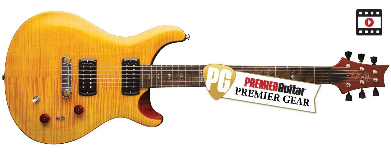 PRS SE Paul's Guitar Review