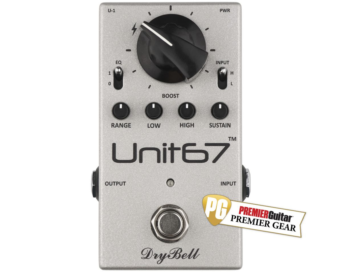 DryBell Unit67 Review