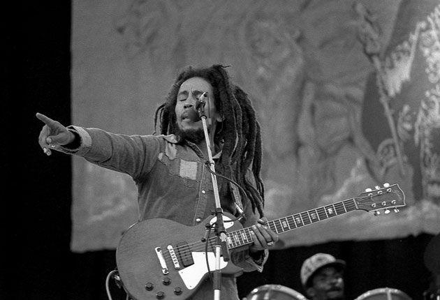 Rhythm Is King: Bob Marley's Hypnotic Pulse