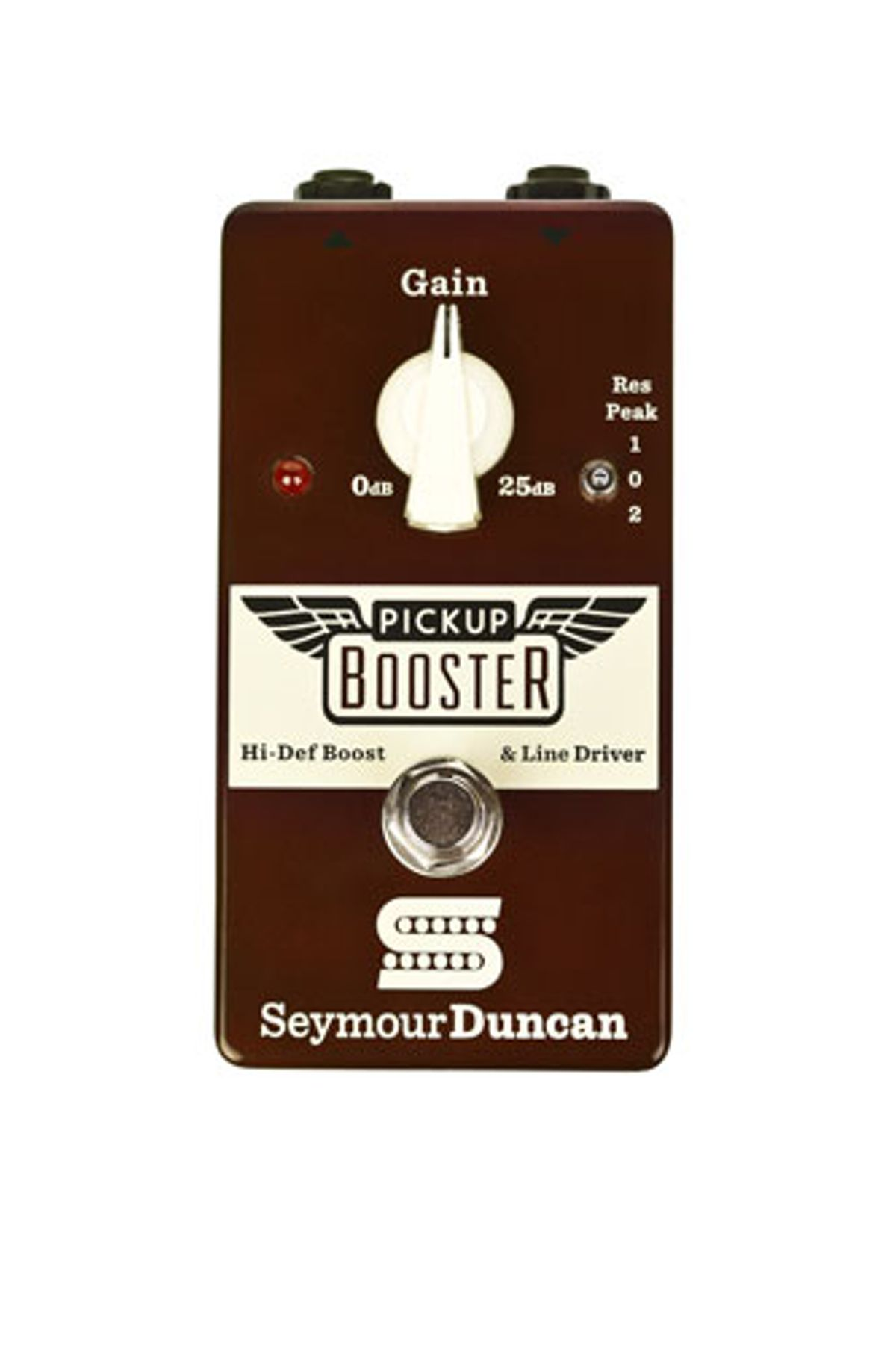 Seymour Duncan Announces the Pickup Booster