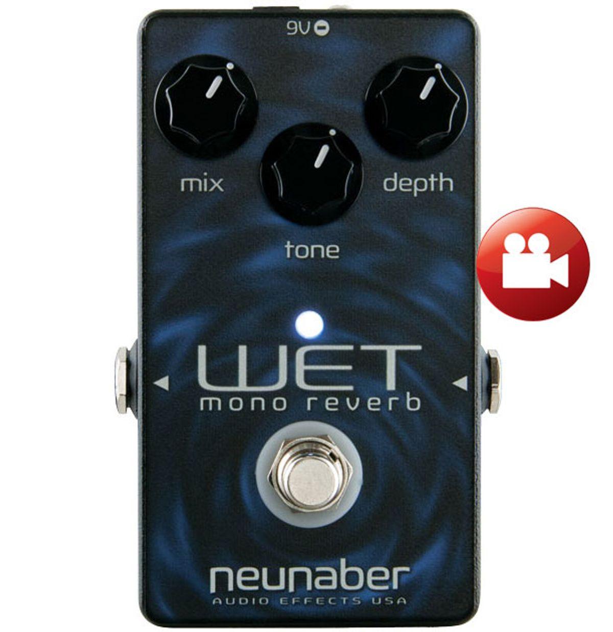 Neunaber Wet Mono Reverb Review