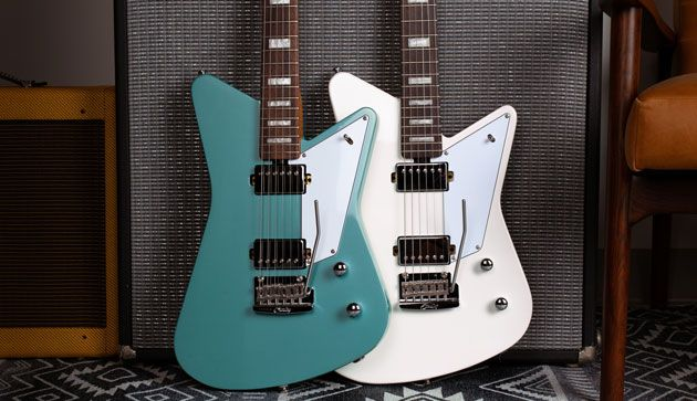 Sterling by Music Man Introduces the Mariposa