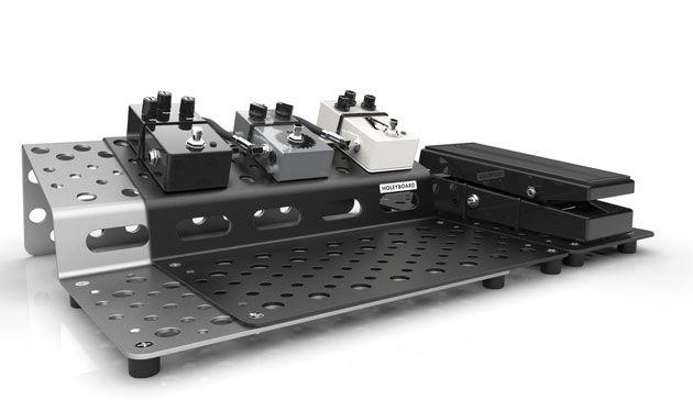 Holeyboard Unveils New Expandable Pedalboard