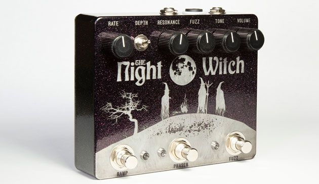 MSL Pedals Releases the Night Witch