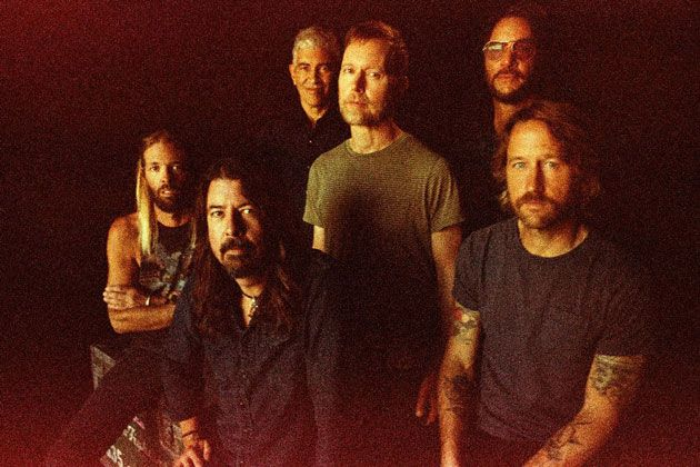 Foo Fighters to Debut New Album at Roxy Livestream Concert